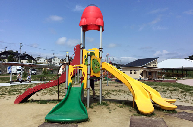高松公園の遊具
