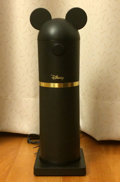 Disneyシリーズ Otonaかき氷器 ブラック DHISD-16BK