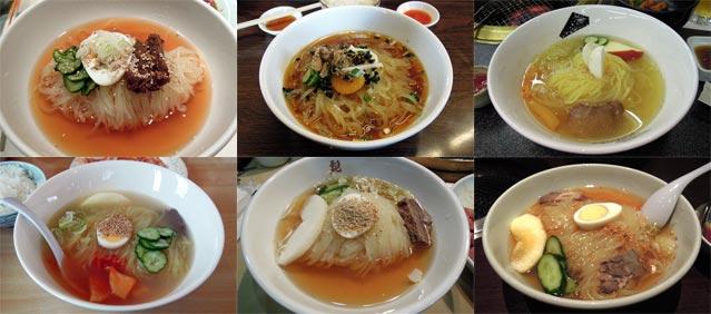 盛岡冷麺の美味しいお店を紹介します