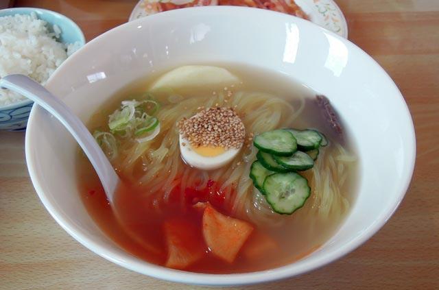 龍泉の盛岡冷麺