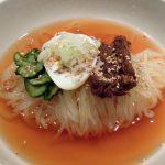 食道園の盛岡冷麺