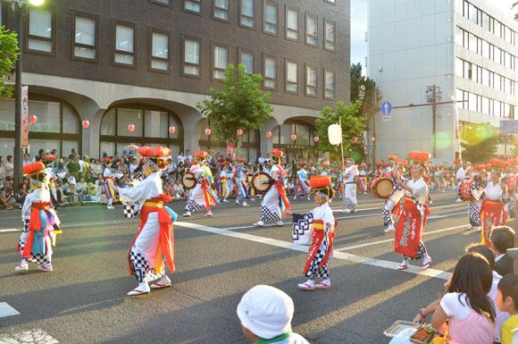 2017年 盛岡さんさ踊り