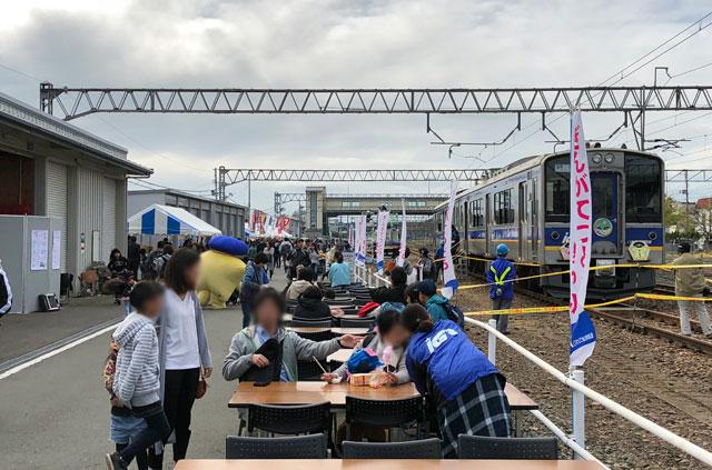 IGR銀河鉄道まつり2017