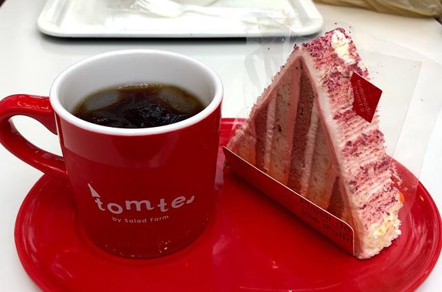 トムテのケーキセット