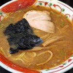 矢巾町のピリカの味噌ラーメン