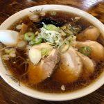 たかみ屋のチャーシュー麺