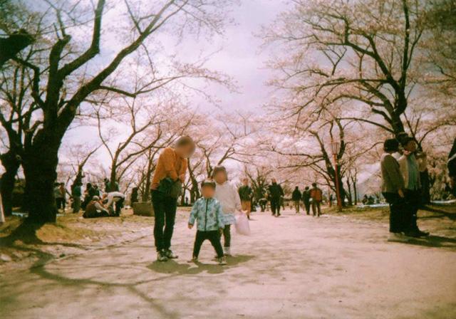 RAINBOW 7フィルムで撮影した写真