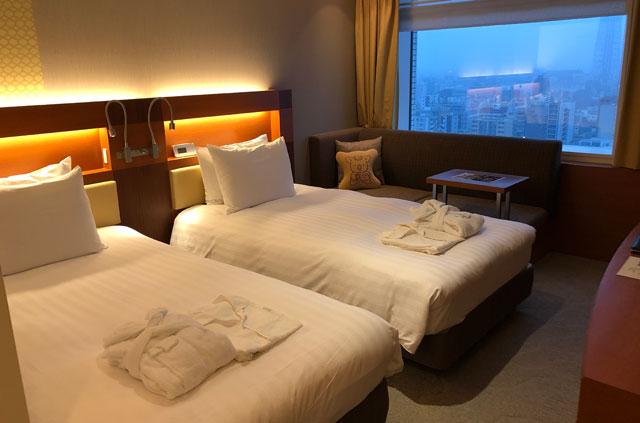 ロッテシティホテル錦糸町の部屋